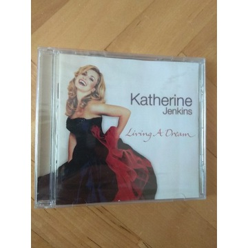 Płyta CD Katherine Jenkins Living A Dream