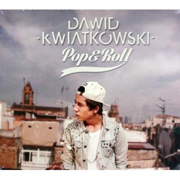 DAWID KWIATKOWSKI POP & ROLL /CD/