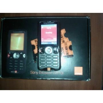 Sony Ericsson W810i walkman karta 1GB stan bdb