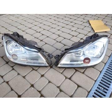 Lampy przednie (anglik) Mercedes-Benz Klasa C