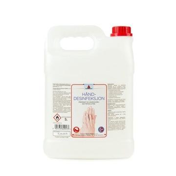 Dezynfekcja rąk Norenco Hand Desinfeksjon 5 L 75%