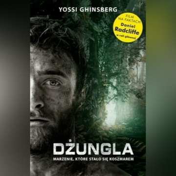 Dżungla - GHINSBERG YOSSI