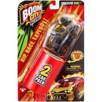 Pojazd Boom City Racers Auto Jednopak S1
