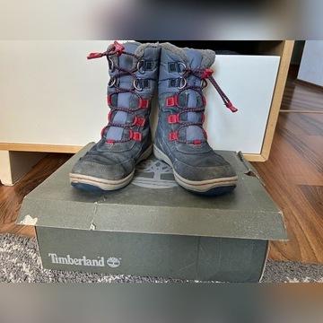 Timberland buty zimowe chłopiec roz. 34,5