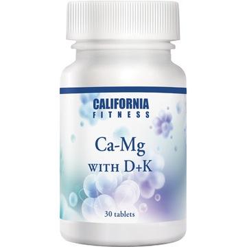 Ca-Mg with D+K kości stawy zęby odporność CaliVita