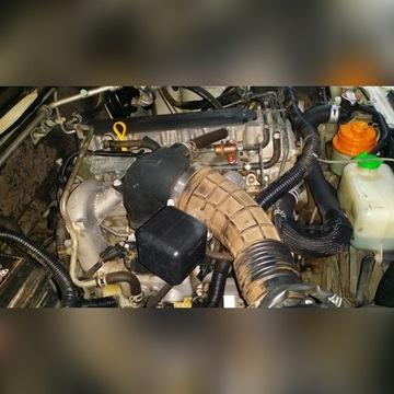 Sprzedam kompletny silnik 1.6 VVT z osprzętem M16A