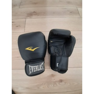 Rękawice bokserskie Everlast Muay Thai 10 oz