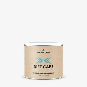 Kapsułki Diet CAPS Natural Mojo błonnik w kapsułka