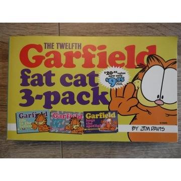 The Twelfth Garfield fat cat 3-pack Jim Davis #12