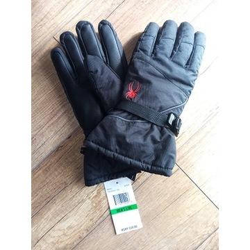 Rękawice narciarskie SPYDER roz. M/S