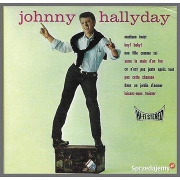 Johnny Hallyday - No. 3 (CD) (2019) (EU) Jak nowa