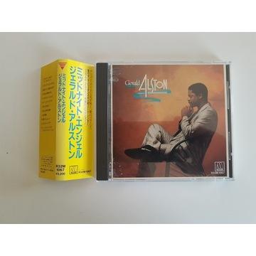 Gerald Alston - Gerald Alston  wyd japonia