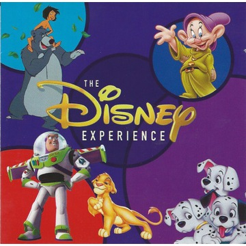 The Disney Experience, 2CD
