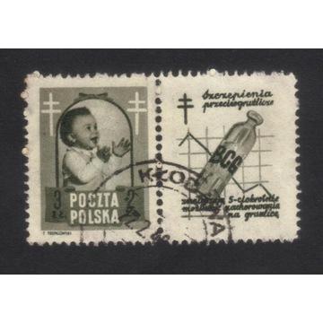 1948 - Walka z gruźlicą - 485 + Pw7 - kas.