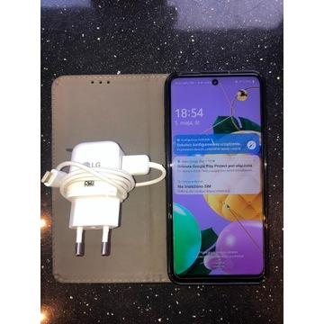 TELEFON LG K52 4/64GB STAN IDEALNY