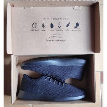 Giesswein Merino Wool Knit buty do biegania męskie