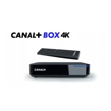 CANAL+ BOX Android TV przez Internet nc+