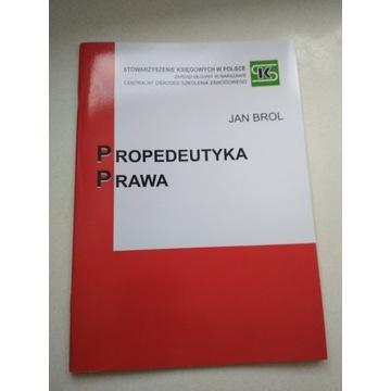 Propedeutyka Prawa