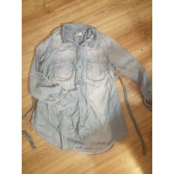 Koszula ciążowa jeansowa MAMA 38 40
