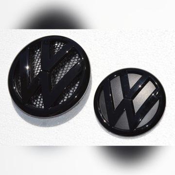 Emblemat znaczek do VW Transportera T5 Komplet