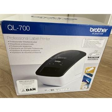 Drukarka etykiet Brother QL-700