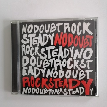 Płyta CD No Doubt - Rock Steady