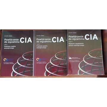 Ernst Young Gleim CIA podręcznik pytania