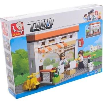 Lego Sluban Town Uptown