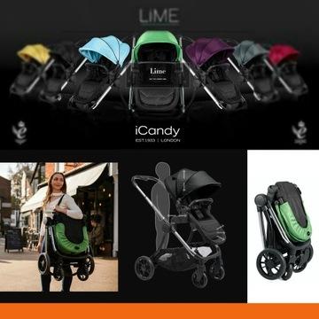 Wózek ICandy Lime NOWY MODEL 2019! NOWY