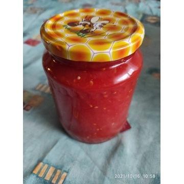Przecier z pomidorów pasteryzowany #lokalnesmaki
