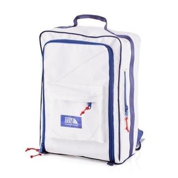 Unikalny plecak lotniczy z materiału żaglowego