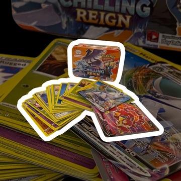 Karty pokemon pudełko 42 sztuki!