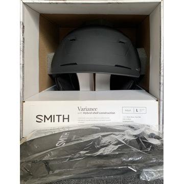 Kask narciarski Smith Variance L: 59-61 cm Czarny