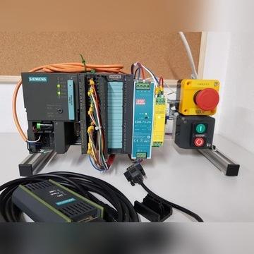 Siemens Simatic S7 300 zestaw 6ES7 314-1AE04-0AB0