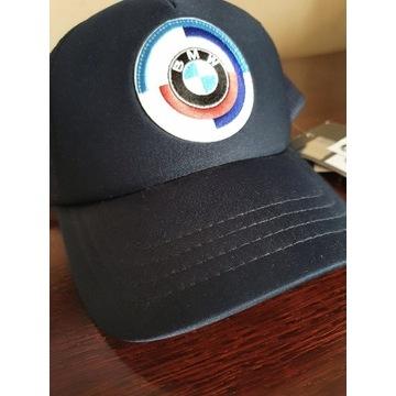 Oryginalna czapka BMW