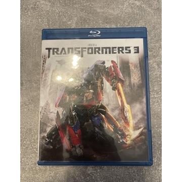 Transformers 3 film na Blu-ray