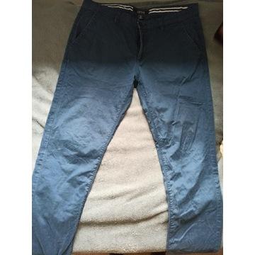 Smog spodnie, jeansy, bawełniane, chinosy, geanat