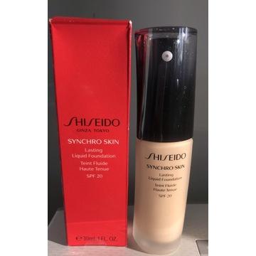 Shiseido Synchro Skin Lasting Golden 2 Nowy