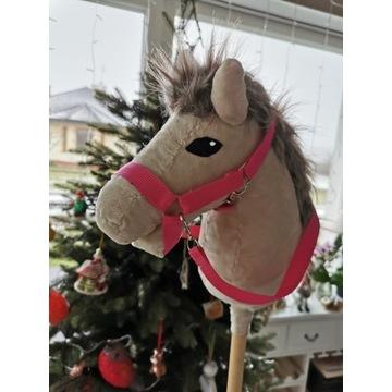 Koń Hobby Horse na kijku + zestaw - Frella