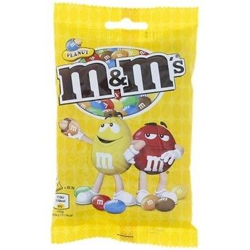 M&M's Orzech ziemny 100 gramów