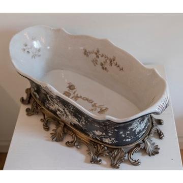 Porcelanowa waza ozdobna - Duńska marka G&C