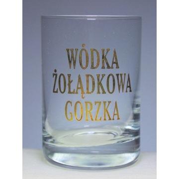 042 kieliszek Wódka Żołądkowa Gorzka
