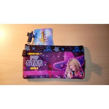 Piórnik Hannah Montana - Wyprzedaż !!!