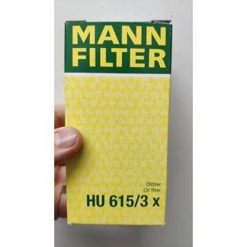 Filtr oleju MANN-FILTER HU 615/3 x