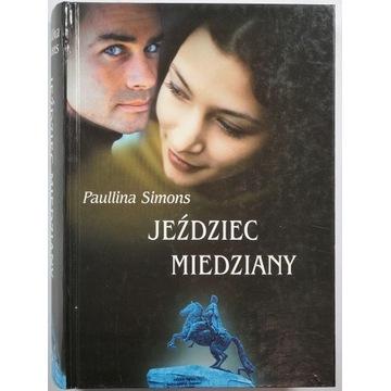 PAULLINA SIMONS JEZDZIEC MIEDZIANY