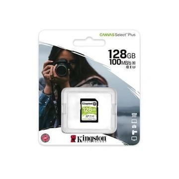 Karta SD Kingston SDS2/128GB 128 GB