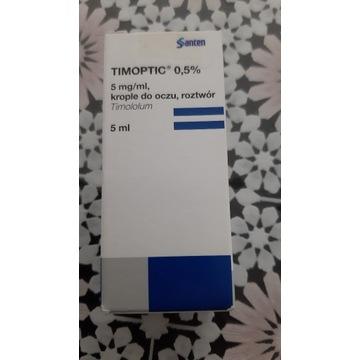 Timoptic 0.5% krople do oczu