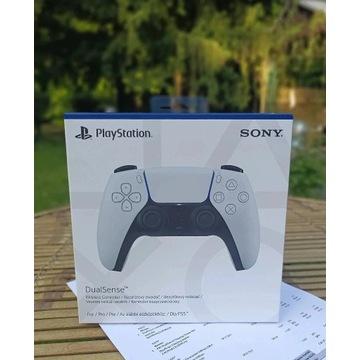 PAD DualSense PS5 Nowy! Gwarancja 10 Pazdziernik