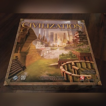 Cywilizacja gra planszowa
