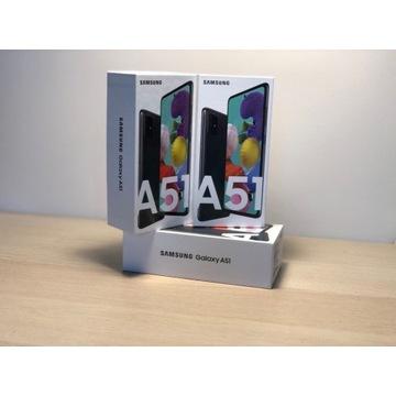 SAMSUNG Galaxy A51 *CZARNY* - KRAKÓW
